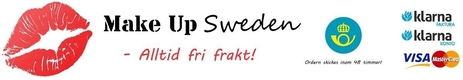 Make Up Sweden – Billigt smink med fri frakt!